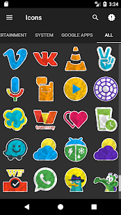 Gono - Icon Pack Screenshot