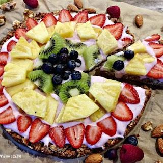 Make Breakfast Fun with Kid-Friendly Granola Fruit Pizza.