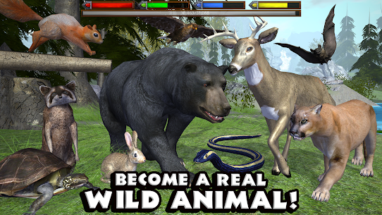 Ultimate Forest Simulator [Mod Full Unlocked] 6