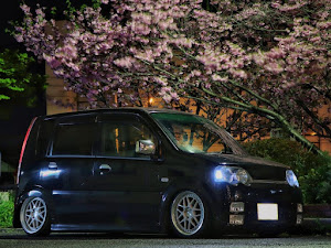 ムーヴカスタム L152S のカスタム事例画像 243ka【不Jun Style】さんの2020年04月04日02:02の投稿