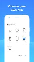 screenshot of Drink Water Reminder: Water Tracker & Alarm