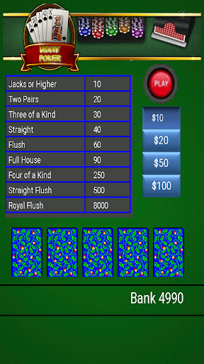 Five Card Draw Poker - Free  screenshots EasyGameCheats.pro 3