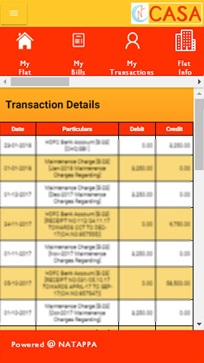 CASA for Kubhera Vistas Owners Association (KVOA).  screenshots 5