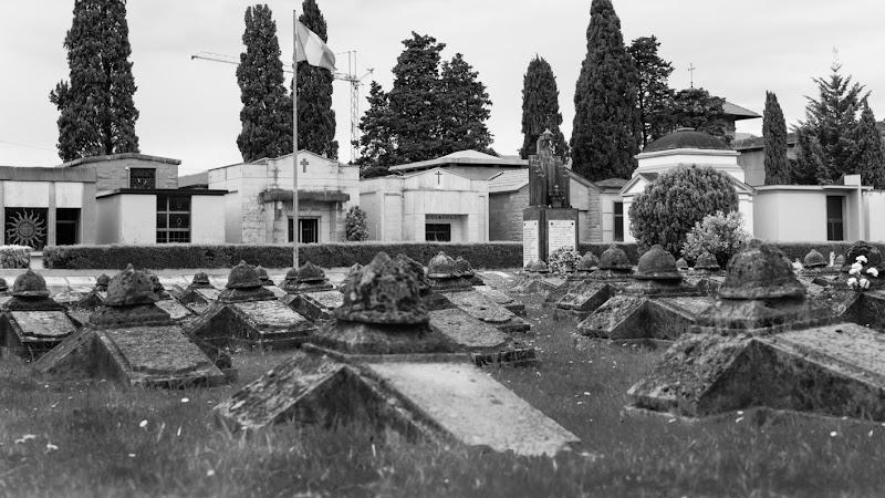Silenzio tombale di Maurizio Marcaccio
