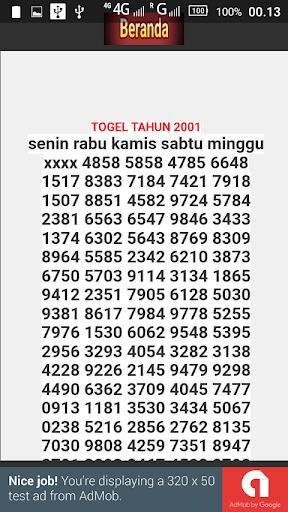 Download Data Keluaran Togel Full For Pc