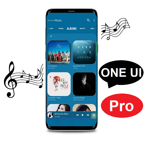 Note 10 Music Player One UI (PRO) - No ADS APK Cracked Download