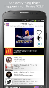 Praise 102.7- screenshot thumbnail