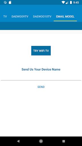 Daewoo TV Remote Control 1.1.7 screenshots 6