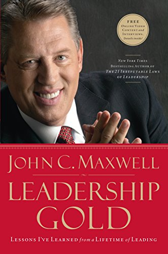 "Livro ""Leadership Gold"""