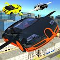 Flying Car Transport Simulator icon