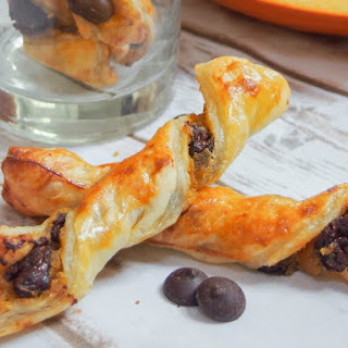 Chocolate Twist Pastry Recipes.