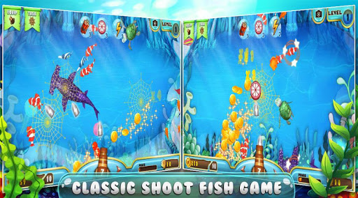 Fish Shooting - New Fishing  captures d'u00e9cran 1