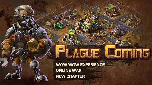 Plague Empire:Bio hazard Alert