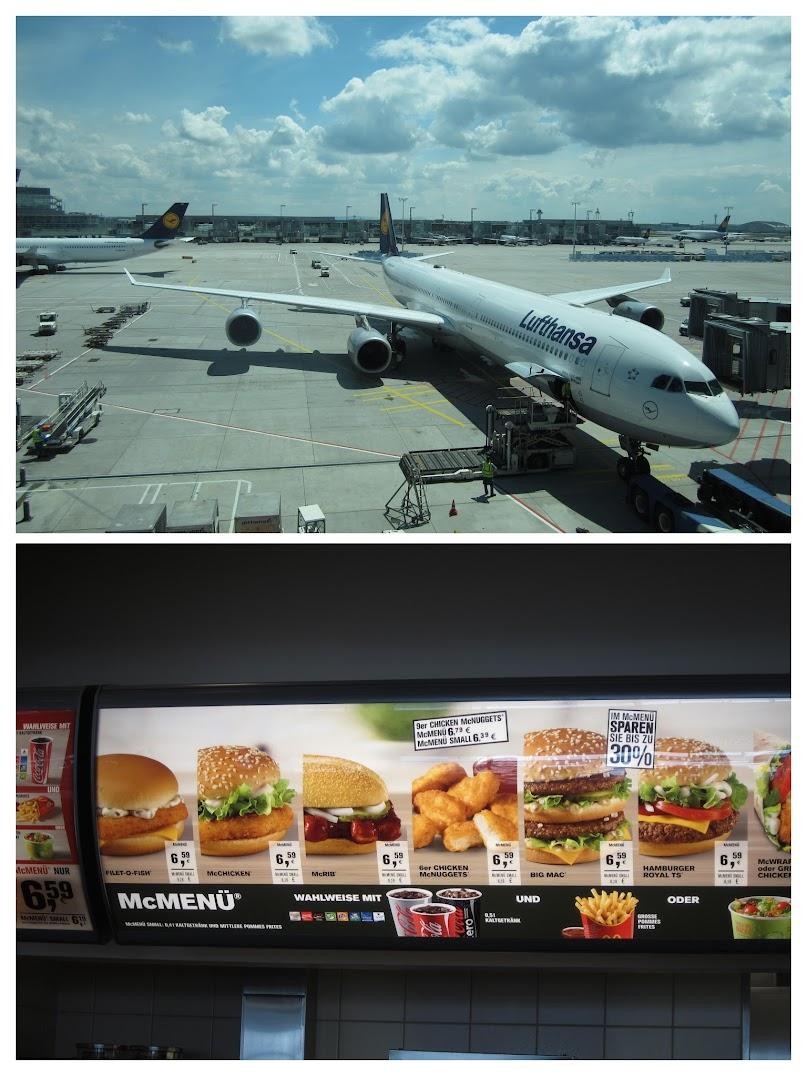Frankfurt, FRA, McDonald's