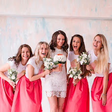 Wedding photographer Olga Nevostrueva (Nevostrueva). Photo of 31.08.2017