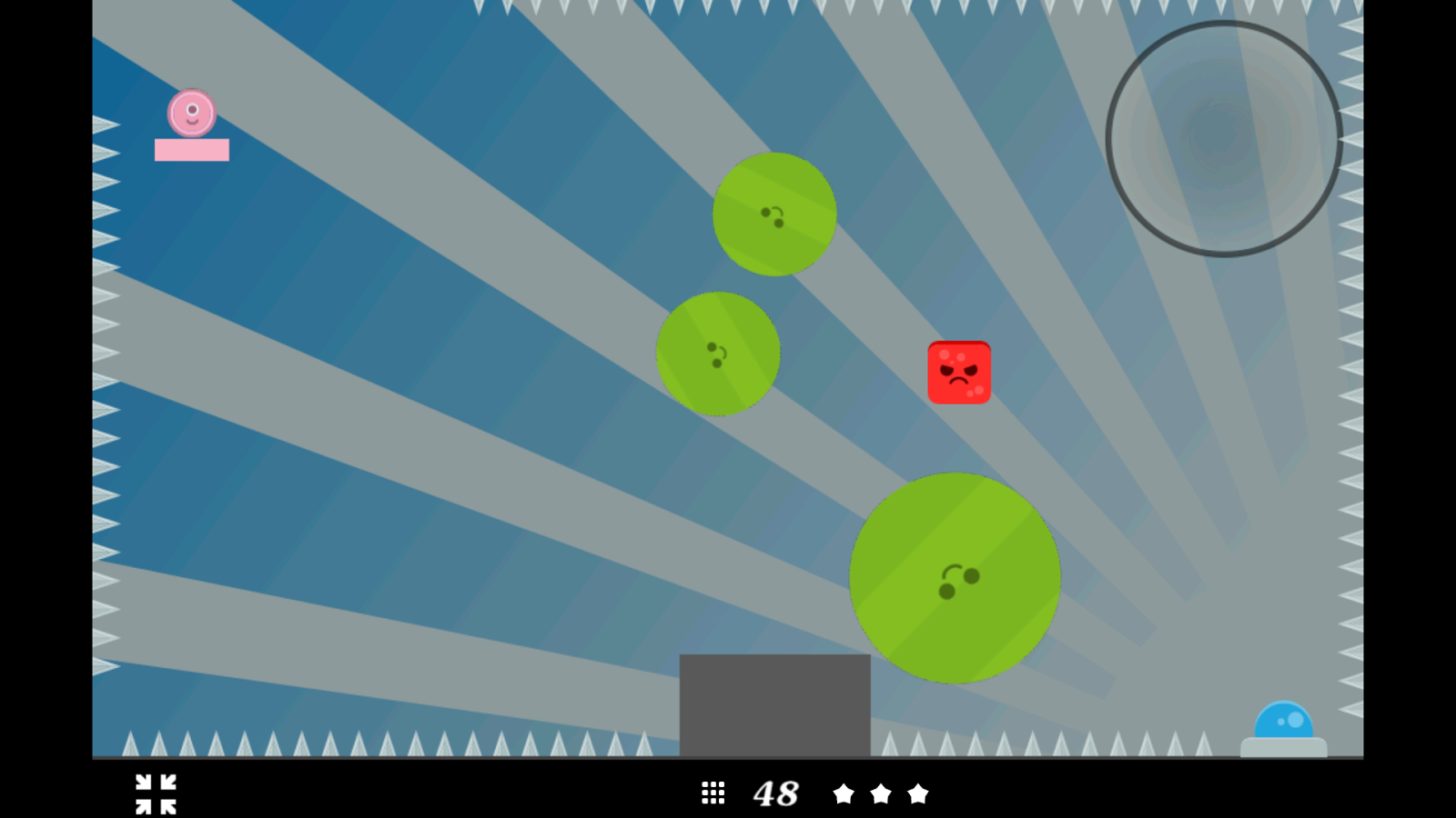 BallBlow- screenshot