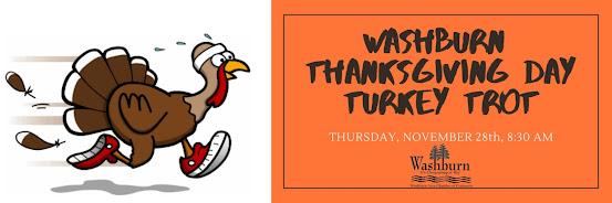 Washburn Thanksgiving Day Turkey Trot