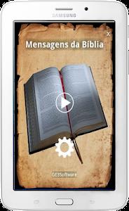 Mensagens da Biblia screenshot 5