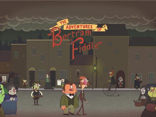 Bertram Fiddle: Episode 1 Žaidimai Android screenshot
