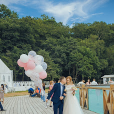 Wedding photographer Elizaveta Kryuchkova (Liza75757). Photo of 13.10.2018