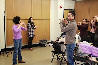 Photo: Chinese Music Ensemble, Spring 2011