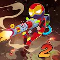 Stick Destruction - Battle of Ragdoll Warriors icon