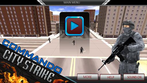 Commando City Strike