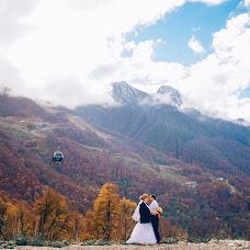 Wedding photographer Varya Korosteleva (Korosteleva). Photo of 30.10.2016
