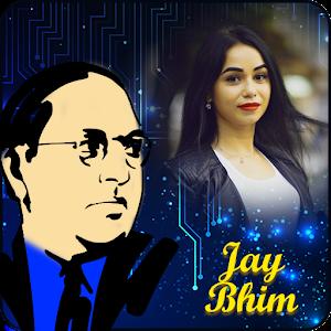 Bhim Jayanti Photo Frame