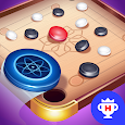 Hello Carrom - Live Video Chat with Friends
