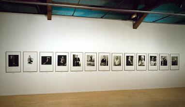 Photo: FOURNEL Jacques Autoportraits (Collection Fonds Régional d'Art Contemporain - Franche-Comté)