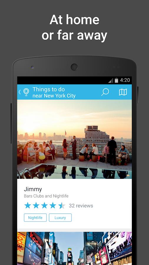 Gogobot - City & Travel Guide- screenshot