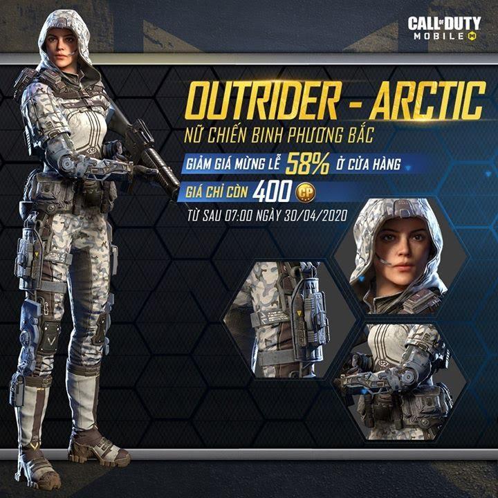 Call of Duty: Mobile VN tung hàng loạt sự kiện đình đám nhân dịp lễ 30/04