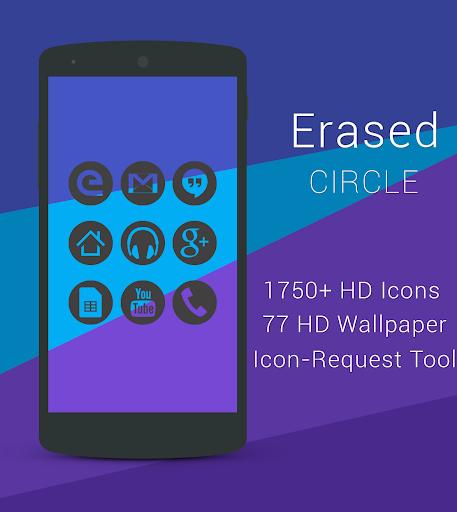 Erased - Icon Pack