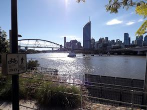 Photo: Flussufer Brisbane