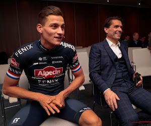 """Christoph Roodhooft ziet nog veel doelen voor Van der Poel: """"Mathieu zal misschien maar 10 crossen rijden"""""""