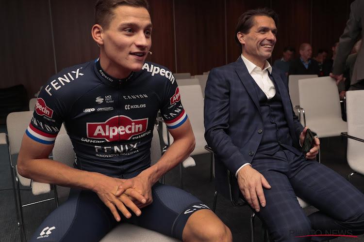 """Christoph Roodhooft doorzwom al heel wat watertjes: """"Maar de Ronde was toch de meest slopende koers voor mij"""""""