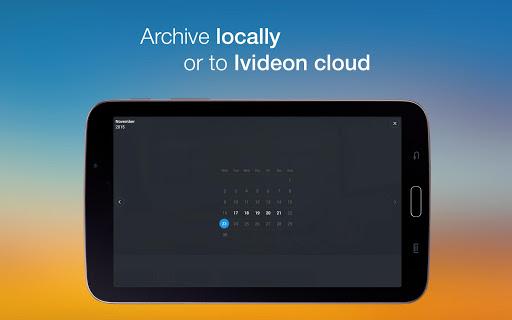 Video Surveillance Ivideon  screenshots 13