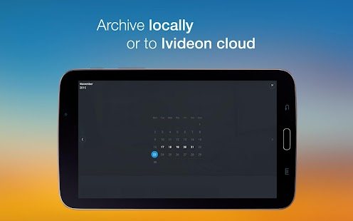 Video Surveillance Ivideon- screenshot thumbnail