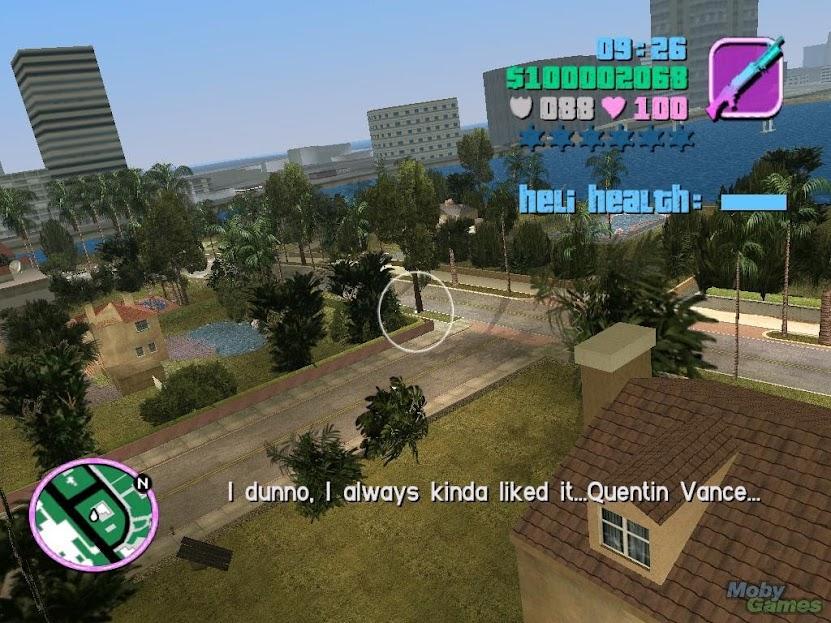 Download Gta vice city full rip (389MB) đầy đủ âm thanh