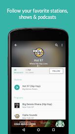 TuneIn Radio - Radio & Music Screenshot 5