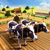 Village Farm Simulator 2018 - Farming Games Free