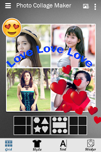 Collage Photo Maker - Pic Grid - náhled