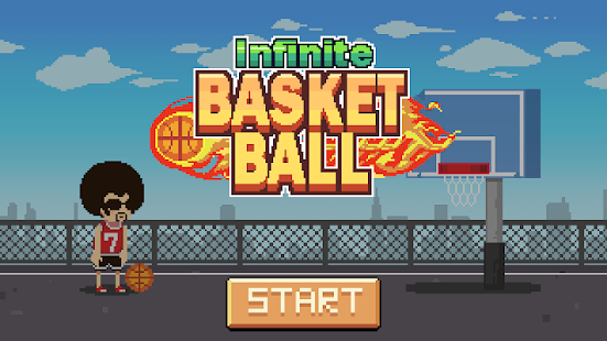 Infinite Basketball- screenshot thumbnail