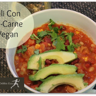 Chili con Not-Carne