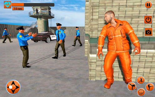 Download Grand Jail Break Prison Escape For PC Windows and Mac apk screenshot 2