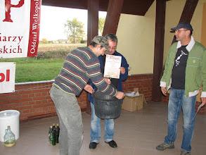 Photo: Generał odbiera nagrody ( ale nie swoje )