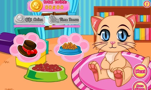 Baby Kitten Shopping- screenshot thumbnail