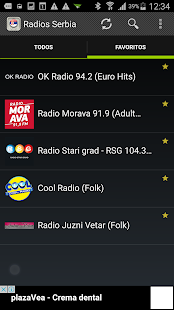 Radios Serbia- screenshot thumbnail