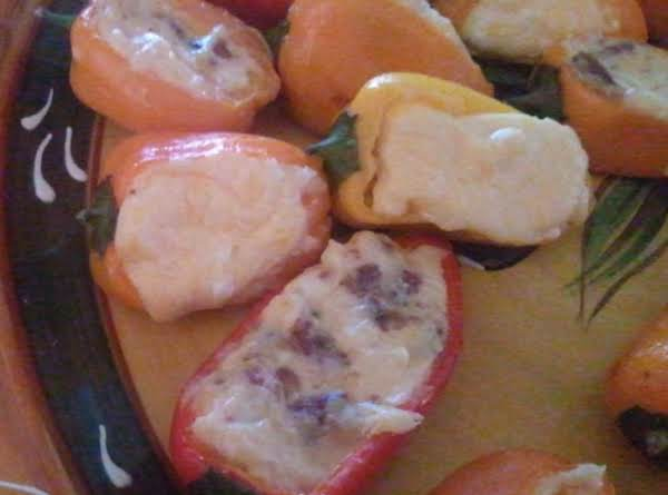 Bell Pepper Poppers Recipe